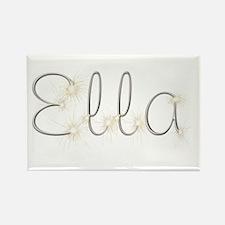 Ella Spark Rectangle Magnet