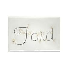 Ford Spark Rectangle Magnet