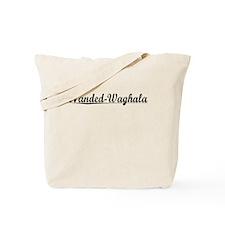 Nanded-Waghala, Aged, Tote Bag