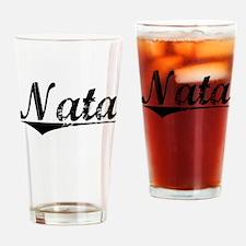 Nata, Aged, Drinking Glass