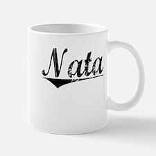 Nata, Aged, Mug