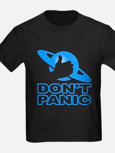 DONTPANIC-black T-Shirt