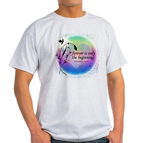 Twilight Breaking Dawn Forever Light T-Shirt