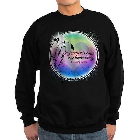 Twilight Breaking Dawn Forever Sweatshirt (dark)