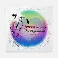 Twilight Breaking Dawn Forever Queen Duvet