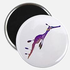 "Weedy Sea Dragon fish 2.25"" Magnet (10 pack)"