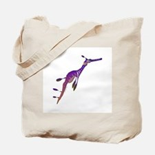 Weedy Sea Dragon fish Tote Bag