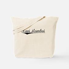 Navi Mumbai, Aged, Tote Bag