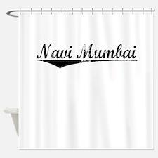Navi Mumbai, Aged, Shower Curtain