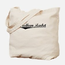 Needham Market, Aged, Tote Bag