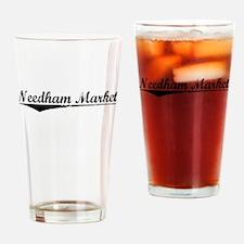Needham Market, Aged, Drinking Glass