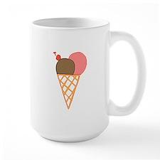 ice cream cone Mug