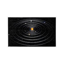 Solar System 3'x5' Area Rug