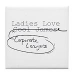 Markup: LL Corp. L - Tile Coaster