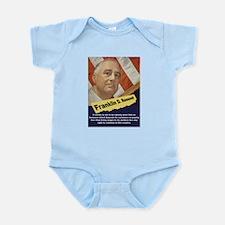 It Seems To Me - FDR Infant Bodysuit