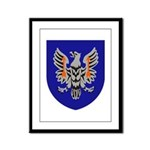 11th Aviation Command SSI Framed Panel Print