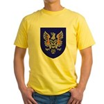11th Aviation Command SSI Yellow T-Shirt