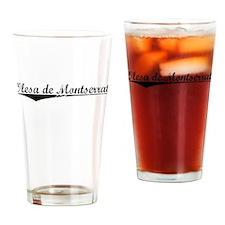 Olesa de Montserrat, Aged, Drinking Glass