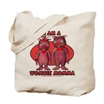 Wombie Momma's Tote Bag