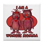 Wombie Momma's Tile Coaster