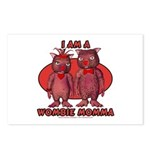 Wombie Momma's Postcards (Package of 8)