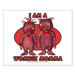 Wombie Momma's Small Poster