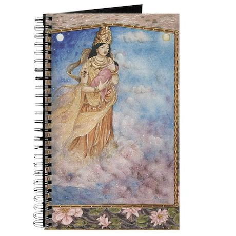 Kuan Yin Goddess journal