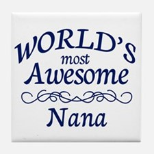 Nana Tile Coaster