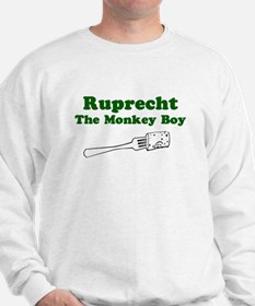 Ruprecht The Monkey Boy Sweatshirt