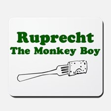 Ruprecht The Monkey Boy Mousepad