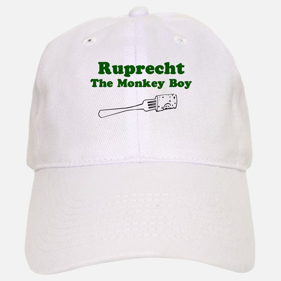 Ruprecht The Monkey Boy Baseball Baseball Cap