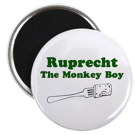 Ruprecht The Monkey Boy Magnet