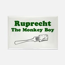 Ruprecht The Monkey Boy Rectangle Magnet