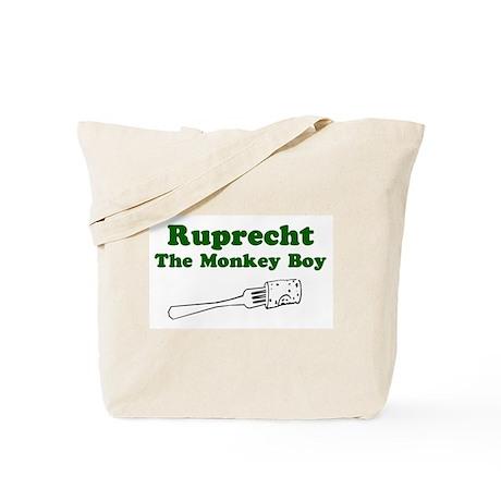 Ruprecht The Monkey Boy Tote Bag