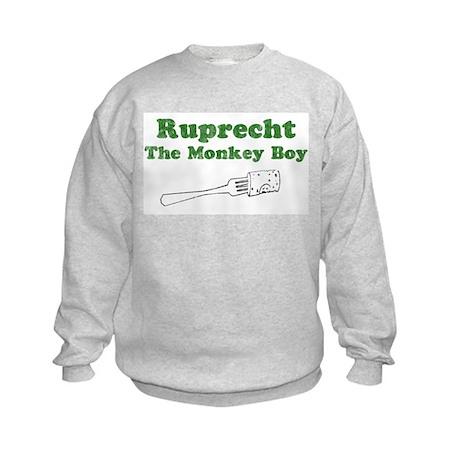Ruprecht (Retro Wash) Kids Sweatshirt