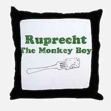 Ruprecht (Retro Wash) Throw Pillow
