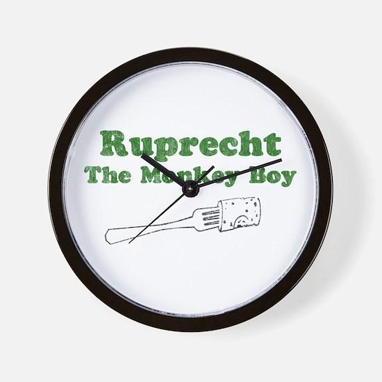 Ruprecht (Retro Wash) Wall Clock