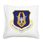 AFRC emblem Square Canvas Pillow