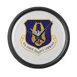 AFRC emblem Large Wall Clock