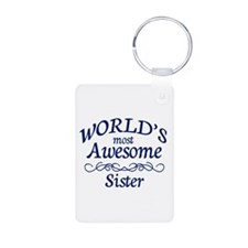 Sister Keychains