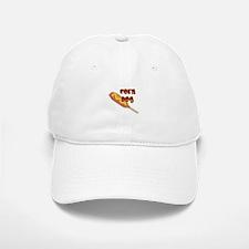 Corn Dog Baseball Baseball Cap
