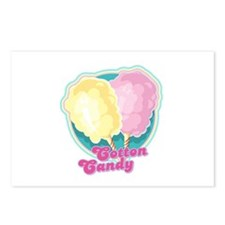 Cotton Candy Postcards (Package of 8)