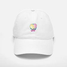 Cotton Candy Baseball Baseball Cap