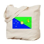 Christmas Islands Tote Bag