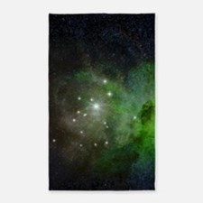 Green Space 3'x5' Area Rug