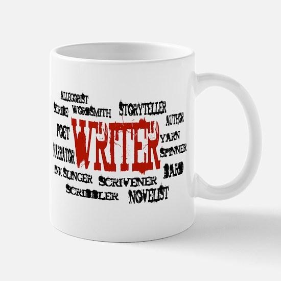 They call me Writer Mug