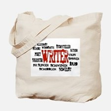 They call me Writer Tote Bag