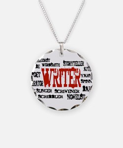 They call me Writer Necklace