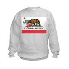 New California Flag Sweatshirt