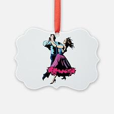Tango! #2 Ornament